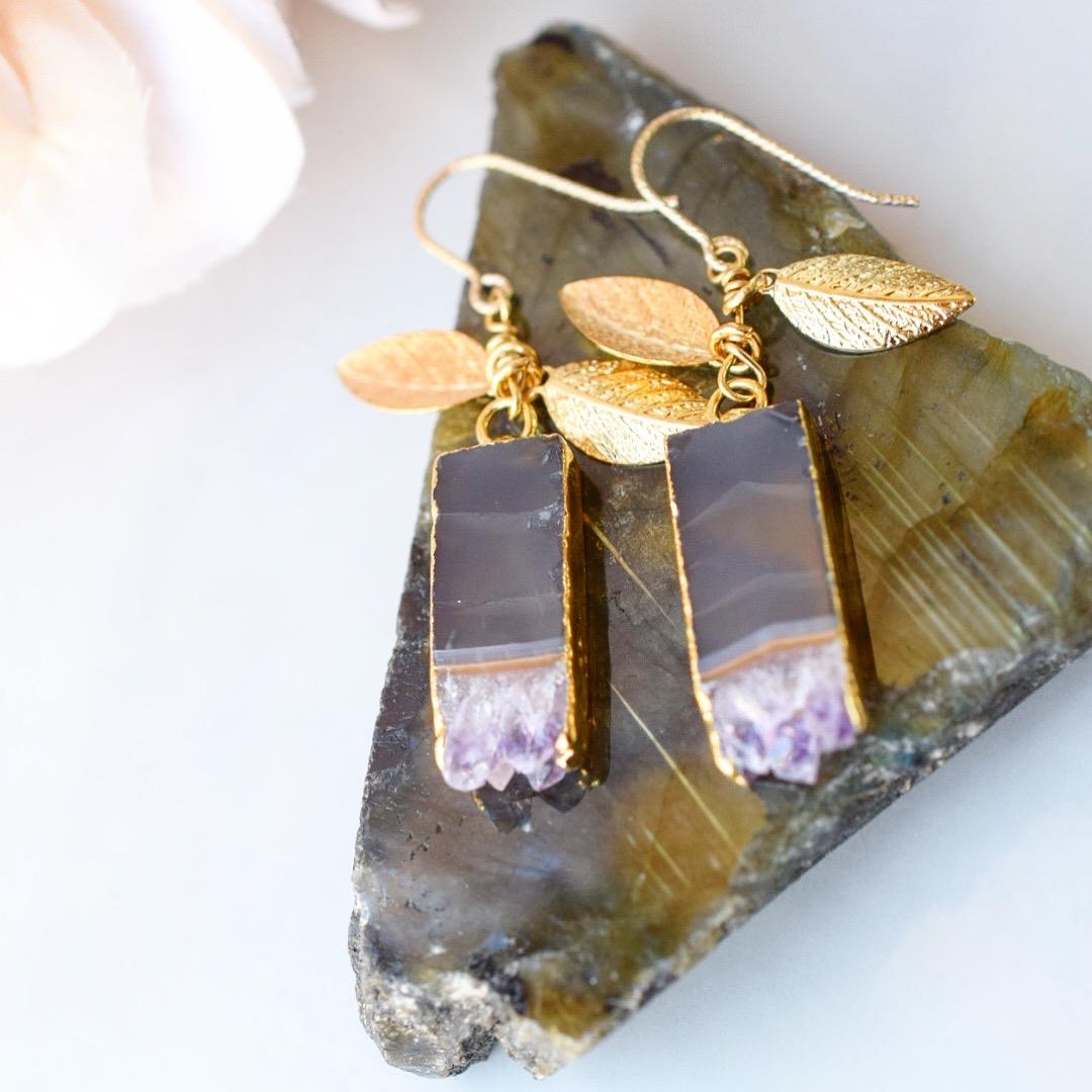 February Birthday Girl - Amethyst Jewelry Guide