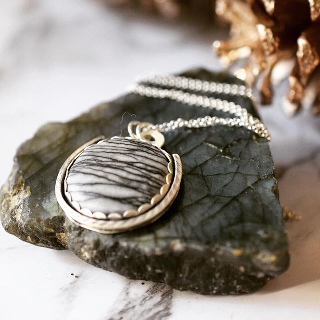 Like the moon, it will be firmly established forever as a faithful witness in the skies ~ Psalm 89:37 . . . . . #psalms #psalm89 #psalm91 #christianjewelry #bibleverse #believer #etsyjewelry #etsyfinds #etsyhunter #jewelrylover #gemstonenecklace #silversmith #ladysmith