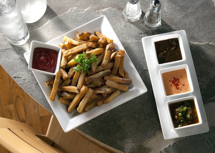 Embers Ski Lodge French Fries