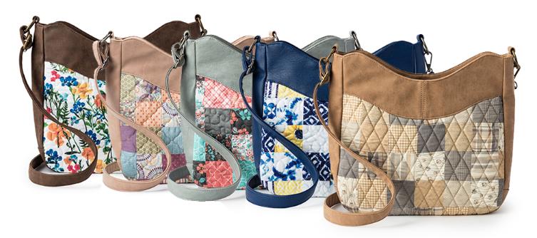 Product photography of handbags
