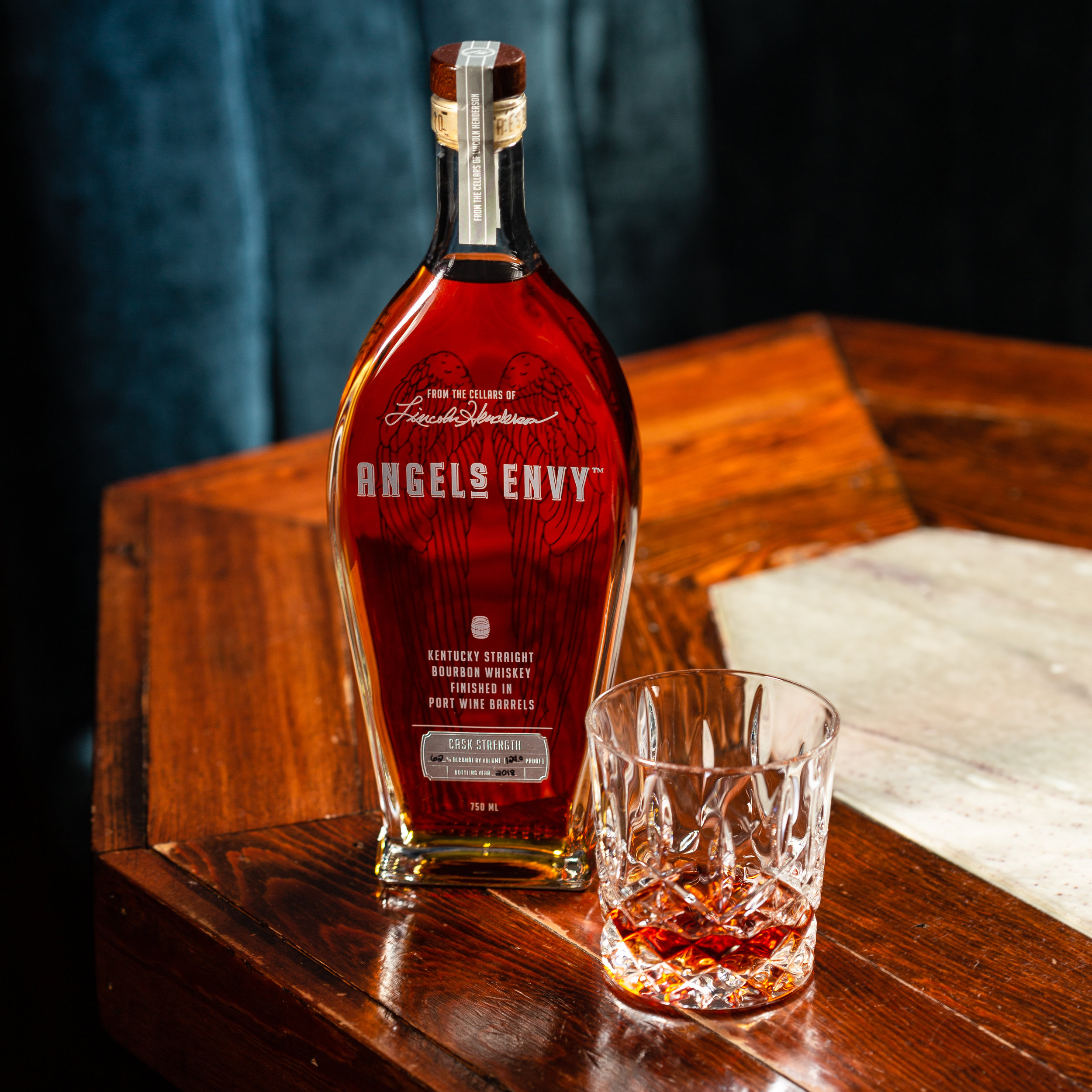 Angels Envy Cask Strength Bourbon