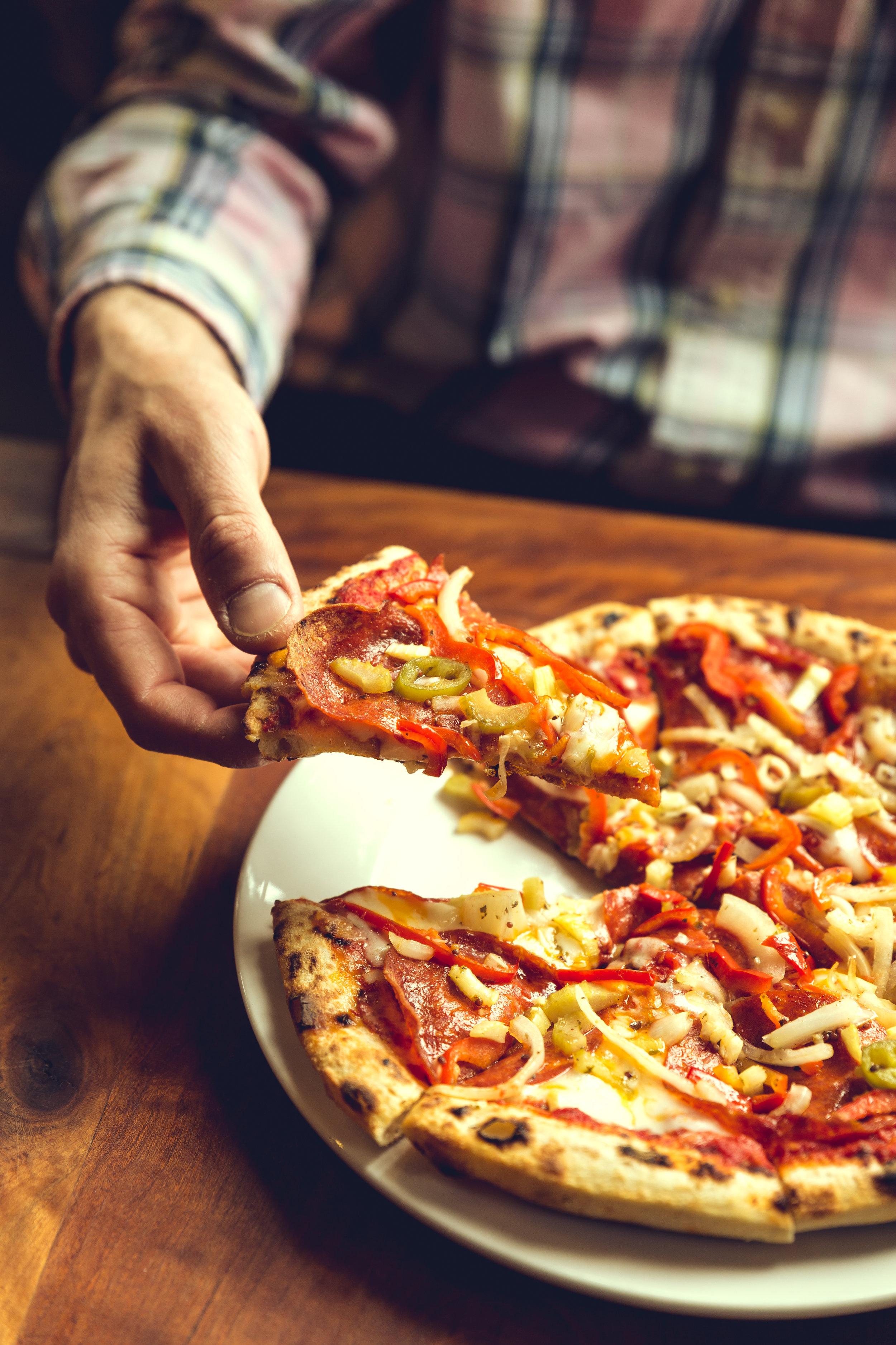 Pizza portfolio image