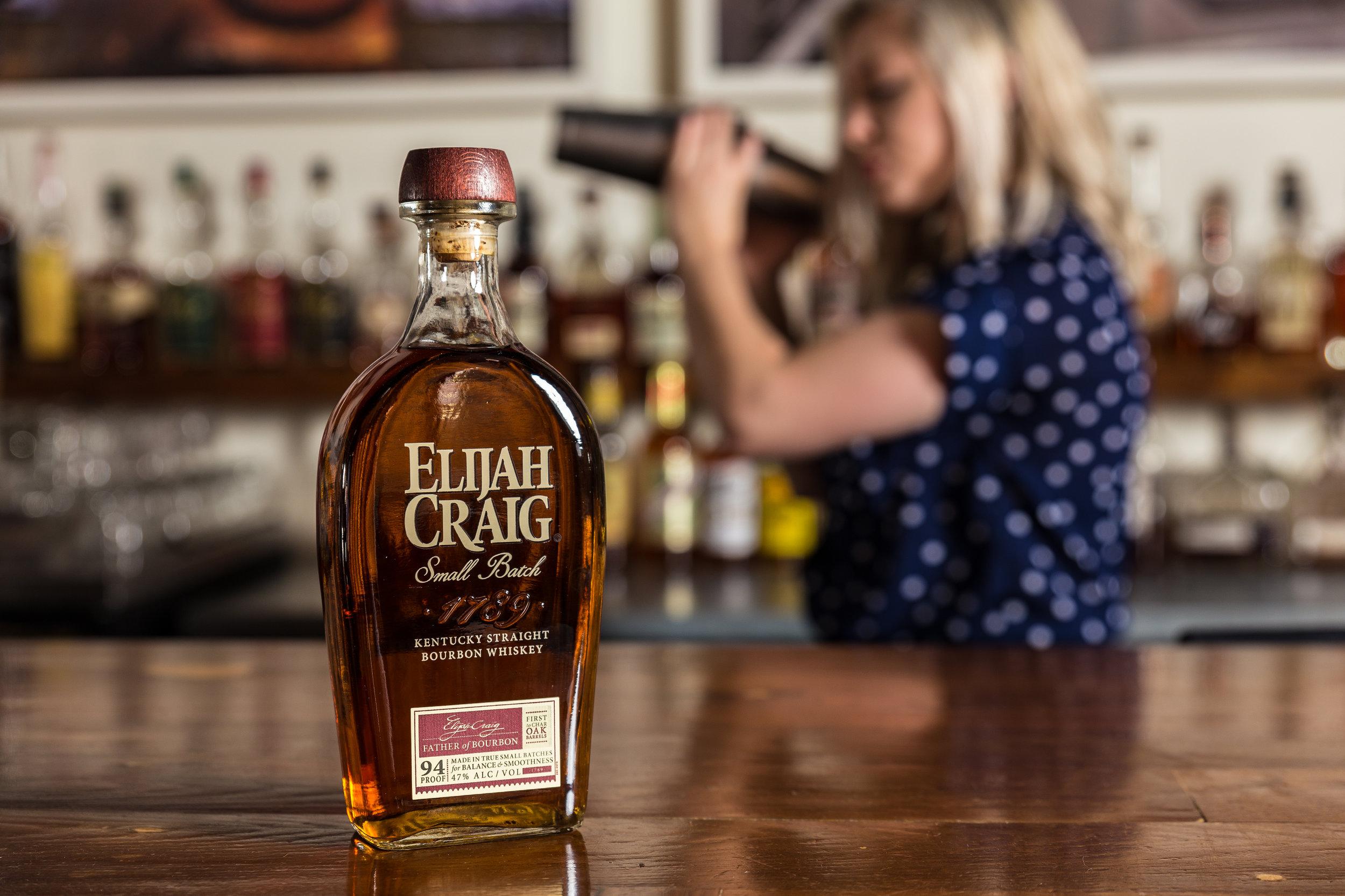 Elijah Craig Lifestyle