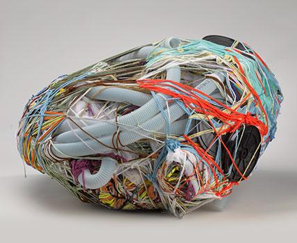 Judith Scott. Untitled, 2004.