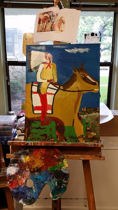 A work in progress by Kelly R.