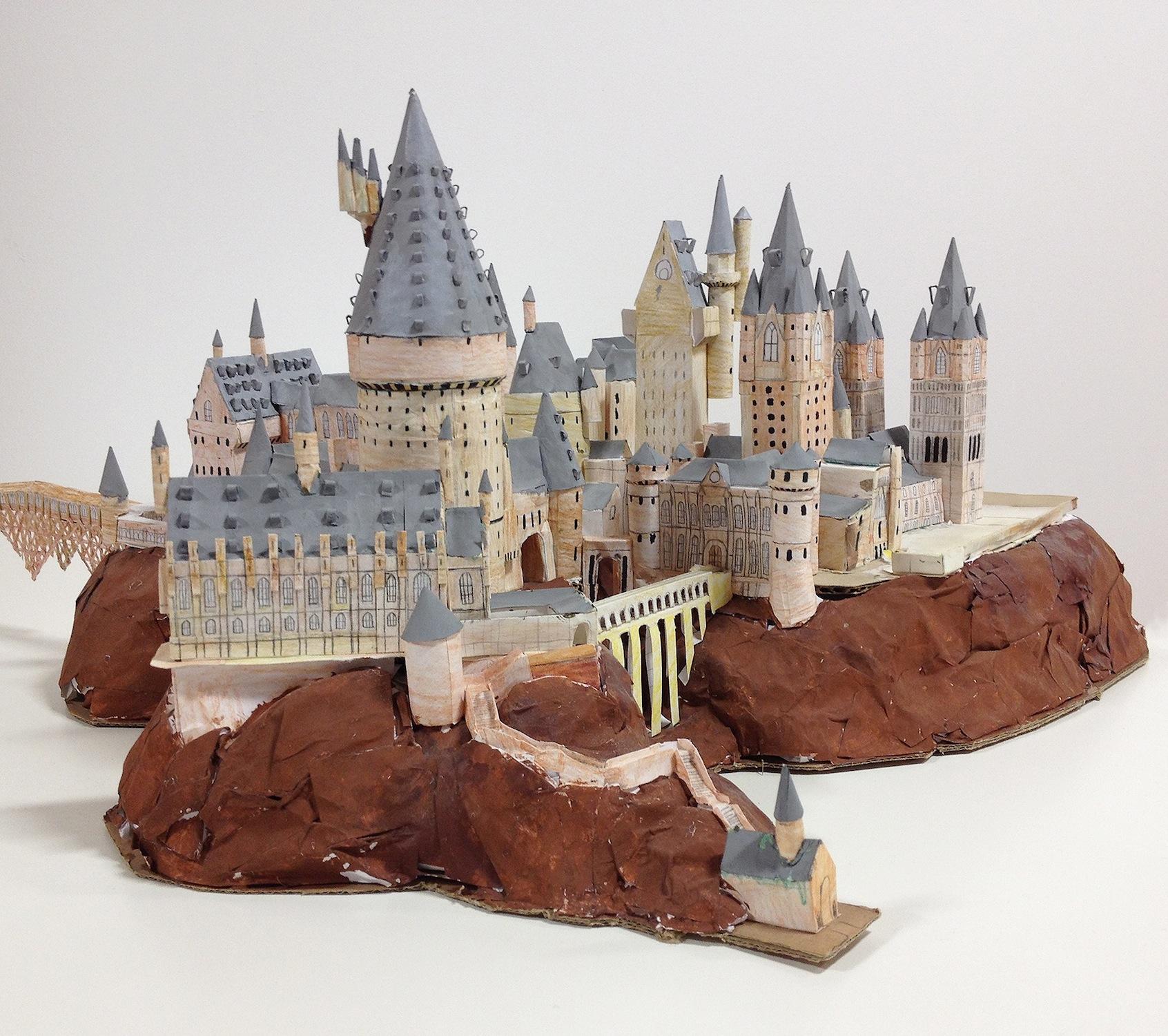 """Hogwarts"" by Janno Juguilon"