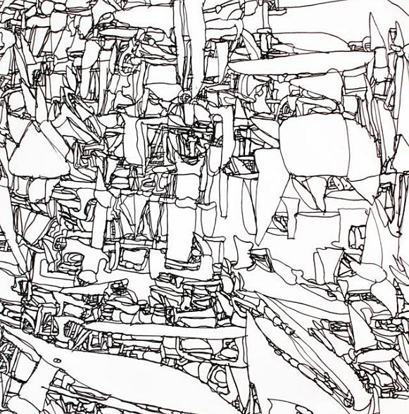 Thomas Sedgwick Drawing ECF DAC