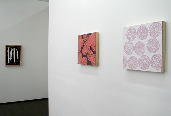installation view at DAC Gallery in LA