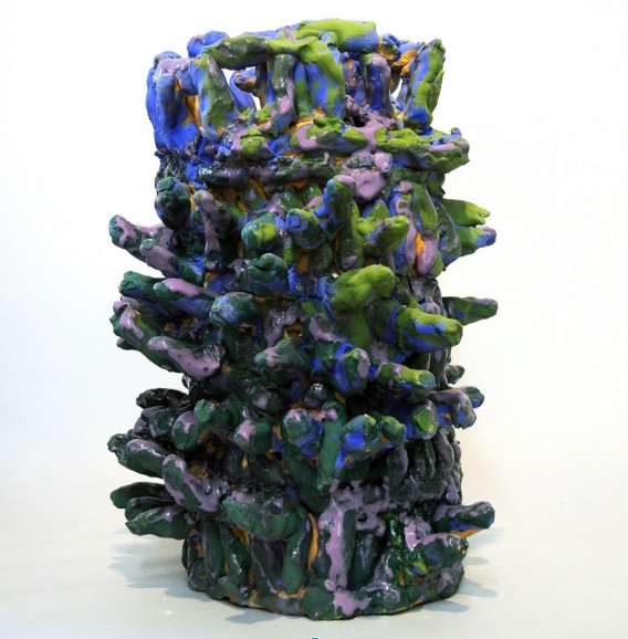 Untitled,  glazed ceramic