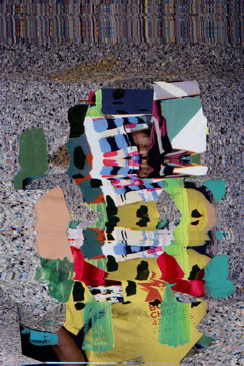 Jordan Martins, Phenotype #107 , 2018, archival Pigment Print