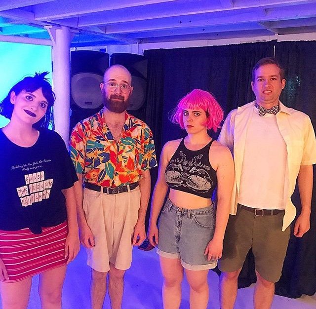 One in Four - Firehouse Theatre in Richmond, VA - Remember that hilarious show I was a part of at the DC Fringe Festival in the summer of 2017? The one that received a 5-STAR REVIEW!? (If you don't, scroll down).If you do, but you missed it, you get a second chance! We have been invited to perform Nu Puppis'