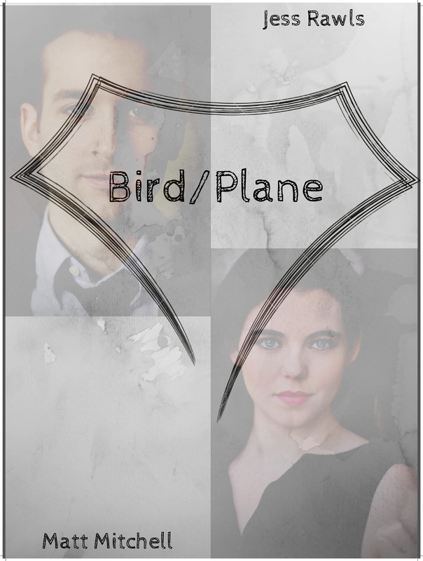"Bird/Plane -Reviving at NYSummerfest! - In July 2019 I will have the pleasure of bringing back one of my favorite pieces, Bird/Plane. It will perform at the NYSummerfest Festival starring myself, my dear friend Matt Mitchell, and directed by my best and extremely talented friend Becky Granger. Tickets are available HERE, and for more info on Bird/Plane, please check out my ""Writing"" page!"