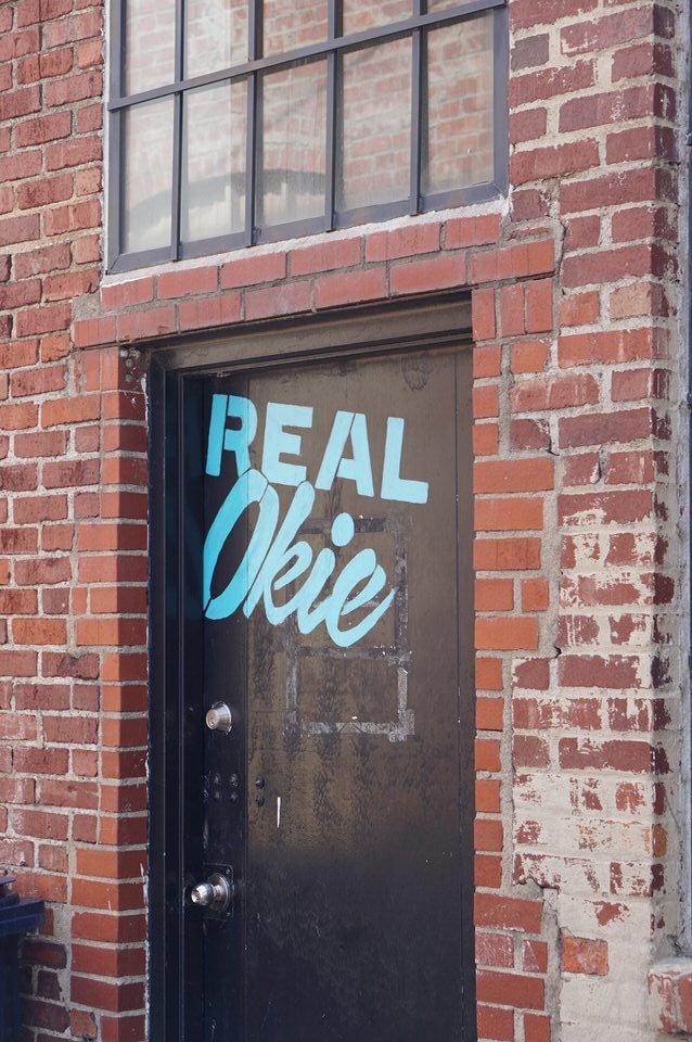 Back-alley-door-muskogee-oklahoma