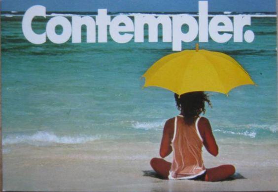 Club Méditerranée advertisement (circa 1971)