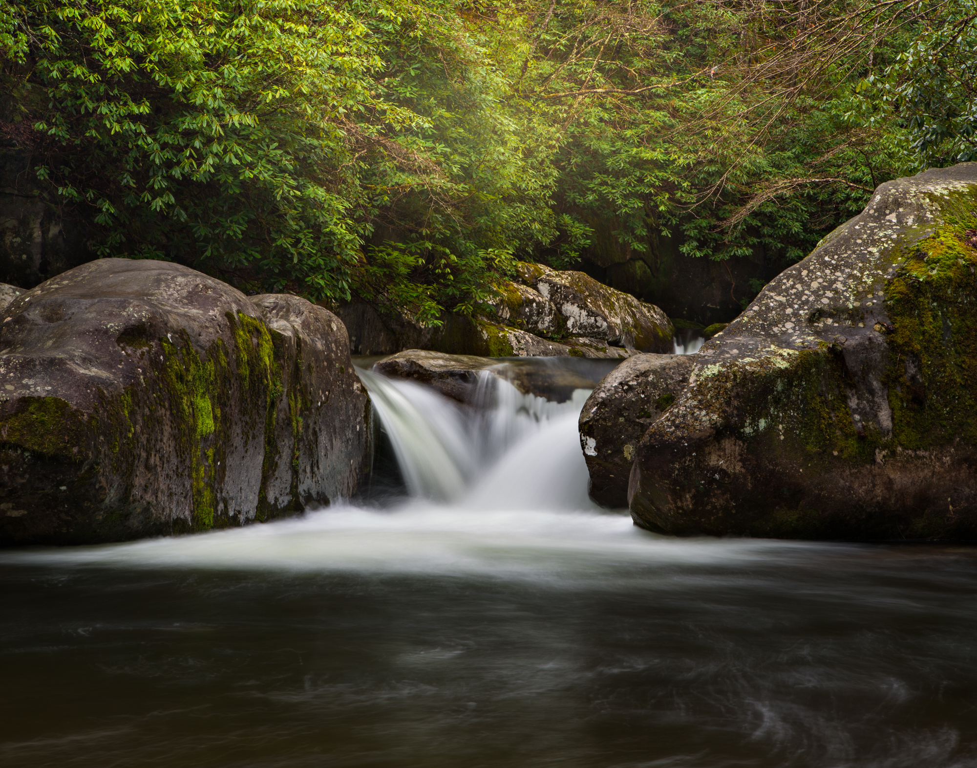 29. Big Creek, Great Smoky Mountains National Park, Tennessee