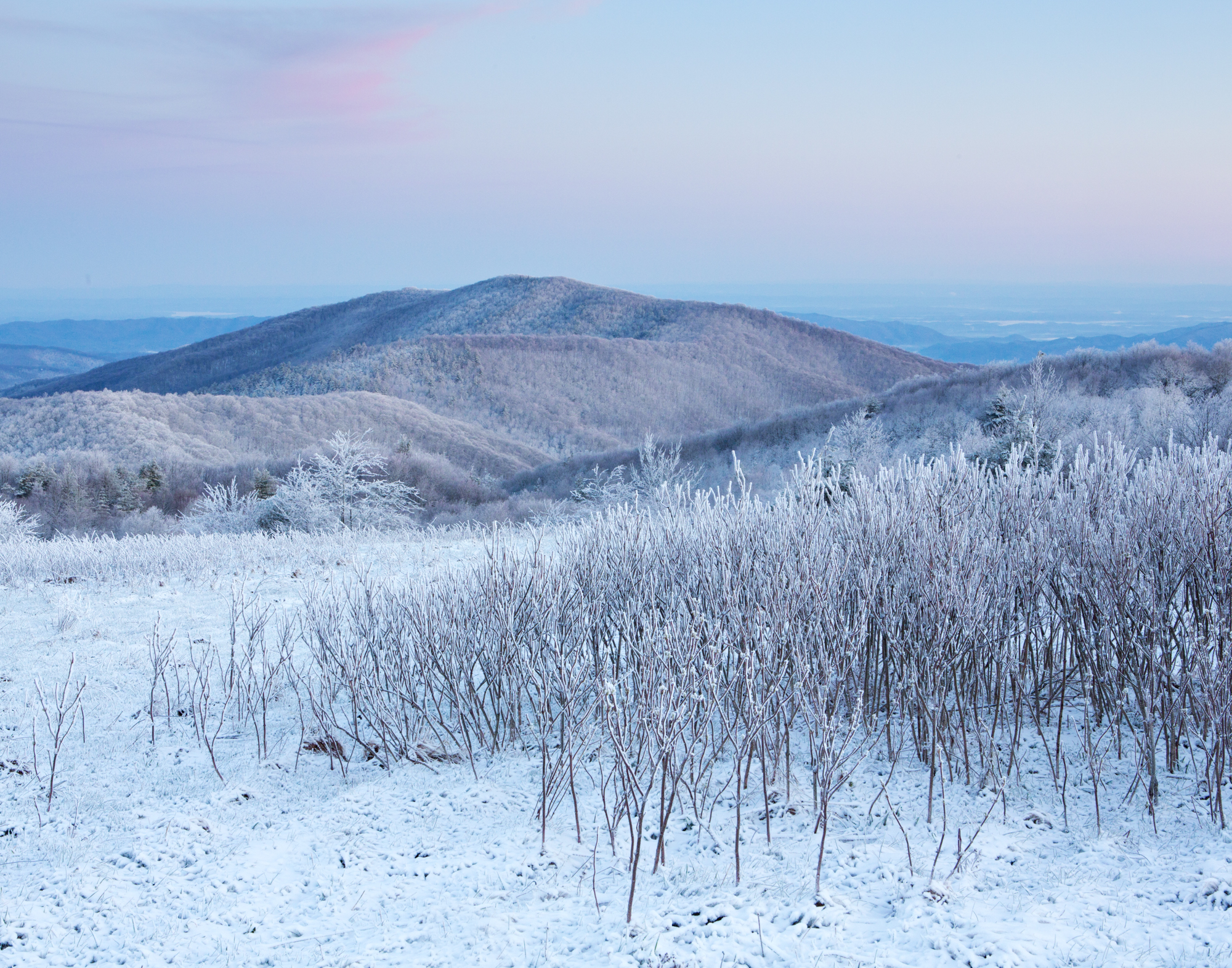 3. Max Patch, North Carolina