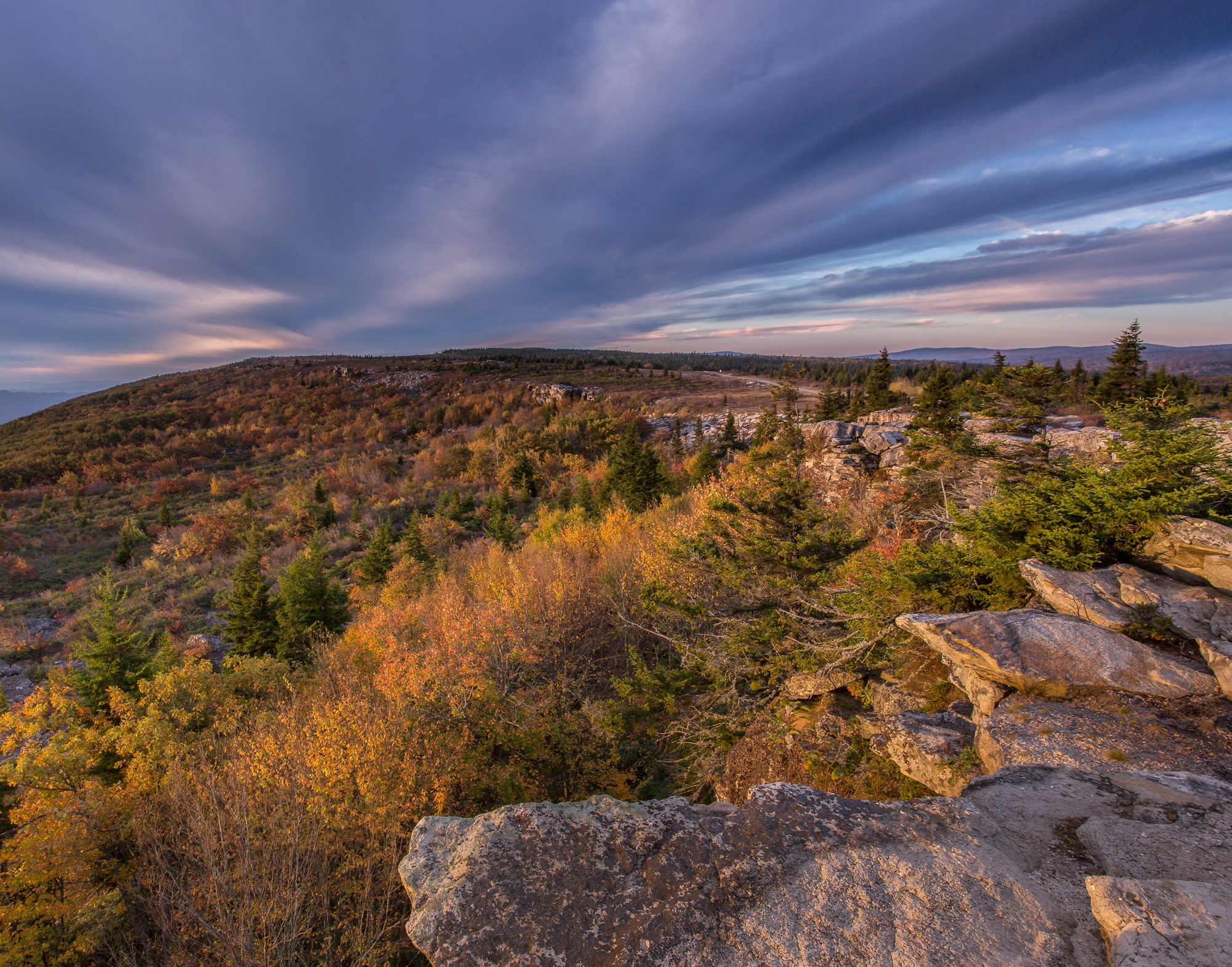 44. Dolly Sods Wilderness, West Virginia