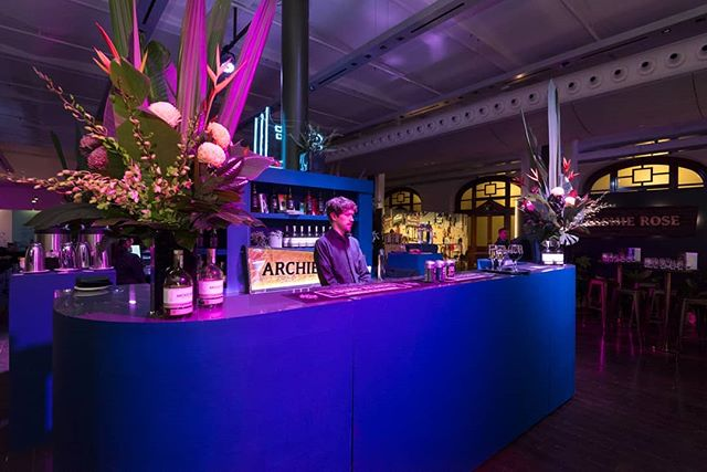 We had the pleasure of building the bar and a few other elements for Sydney Film Festival this year! Complete with stainless steel tops, all on castors and easy to assemble.  Commissioned by our favourite @technicaleventservices and big thanks to @sydfilmfest for the photo. . . . #customfitout #custombar #eventfurniture #bespokeeventdesign #creativebuilding #festivaldesign #sydneyfestival #sydneyfilmfestival #sydneytownhall