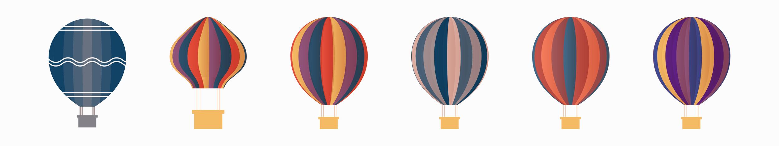 Hot Air Balloon Exploration