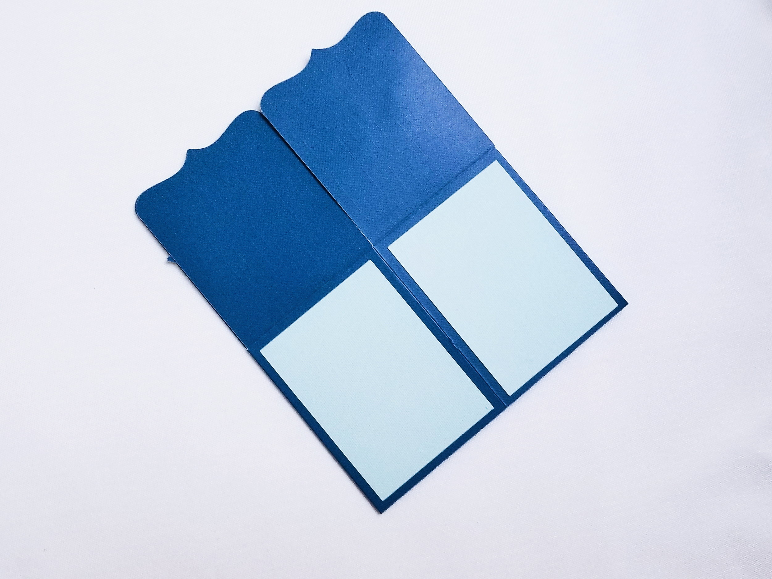 Card Folds Flat