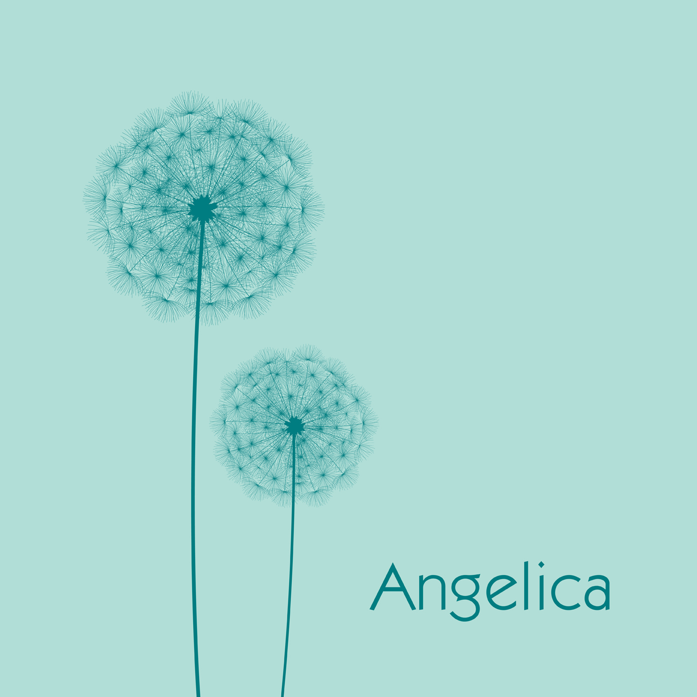 """If you areinterested in listening to more tracks from Martina's """"Angelica"""" album, please contact us oninfo@luxenova.co"""