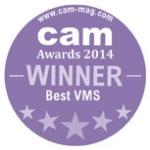CAM Awards 2014 - Winner Best VMS