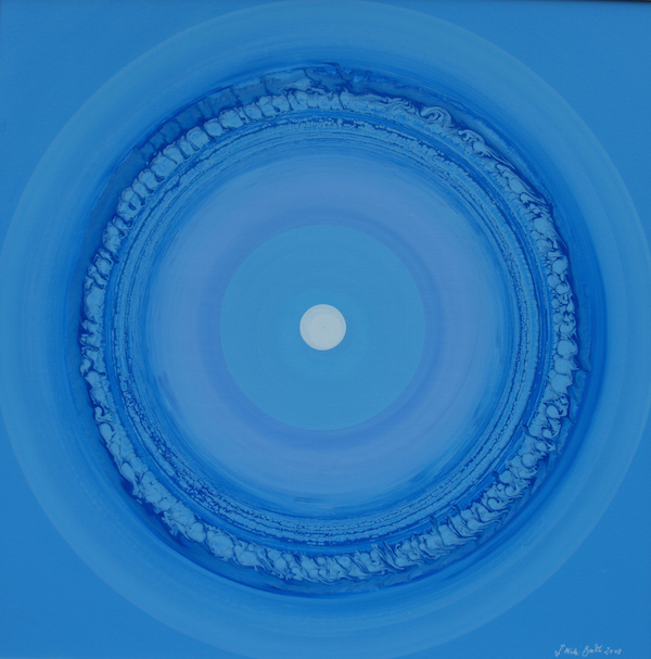 At the Edge of the Blue Sphere
