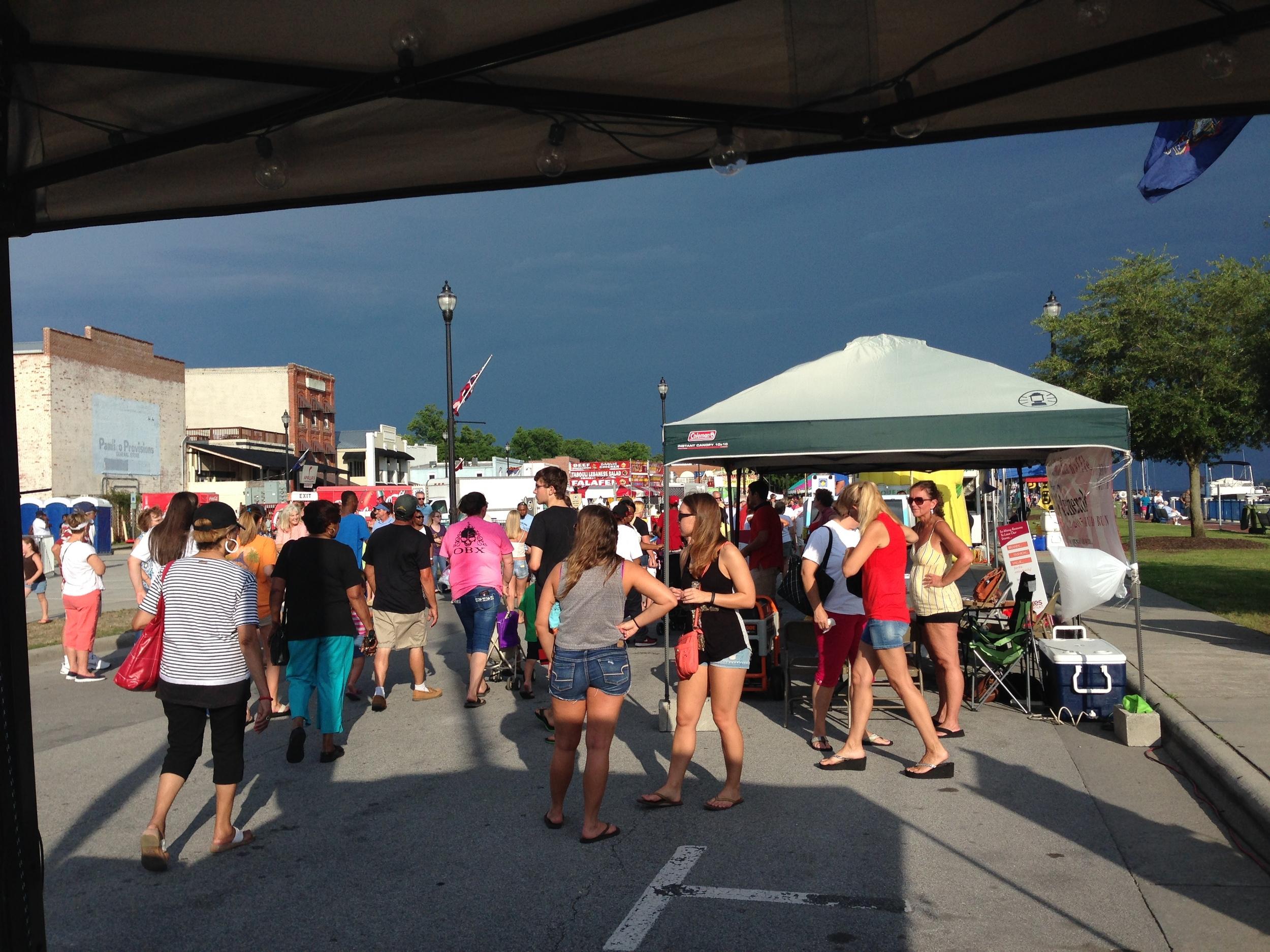 Summerfest, Washington, NC 2015