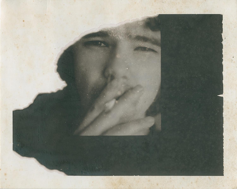 <i>Kipp</i>, 2007, Polaroid 665, 8.5 x 10.8 cm