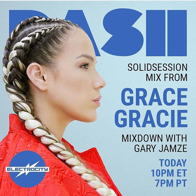 Hey guys check out my latest interview by @garyjamze on @dashradio tonight at 10PM ET &  7PM PT 🙆‍♀️🙆‍♀️🙆‍♀️