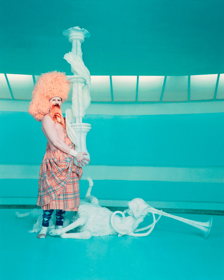 Matthew Barney,  Cremaster 3 , 2002