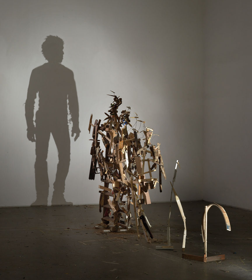 Tim Noble and Sue Webster,  Self Imposed Misery , 2010
