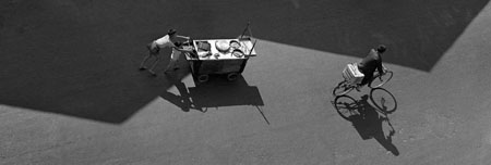 LT, Children Pushing Cart, 1959.jpg
