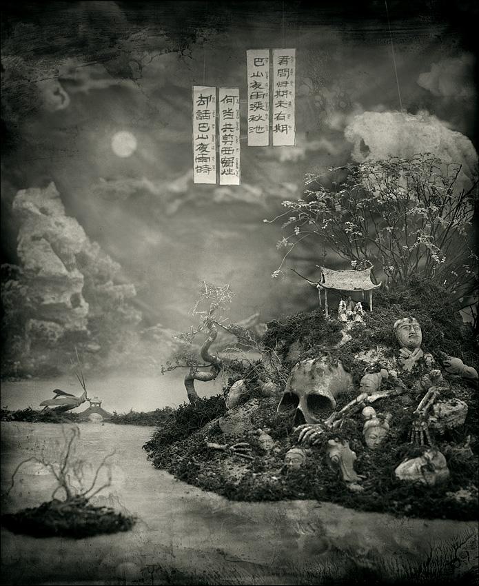 Second Hand Tang Poem #8 (75x90cm).jpg