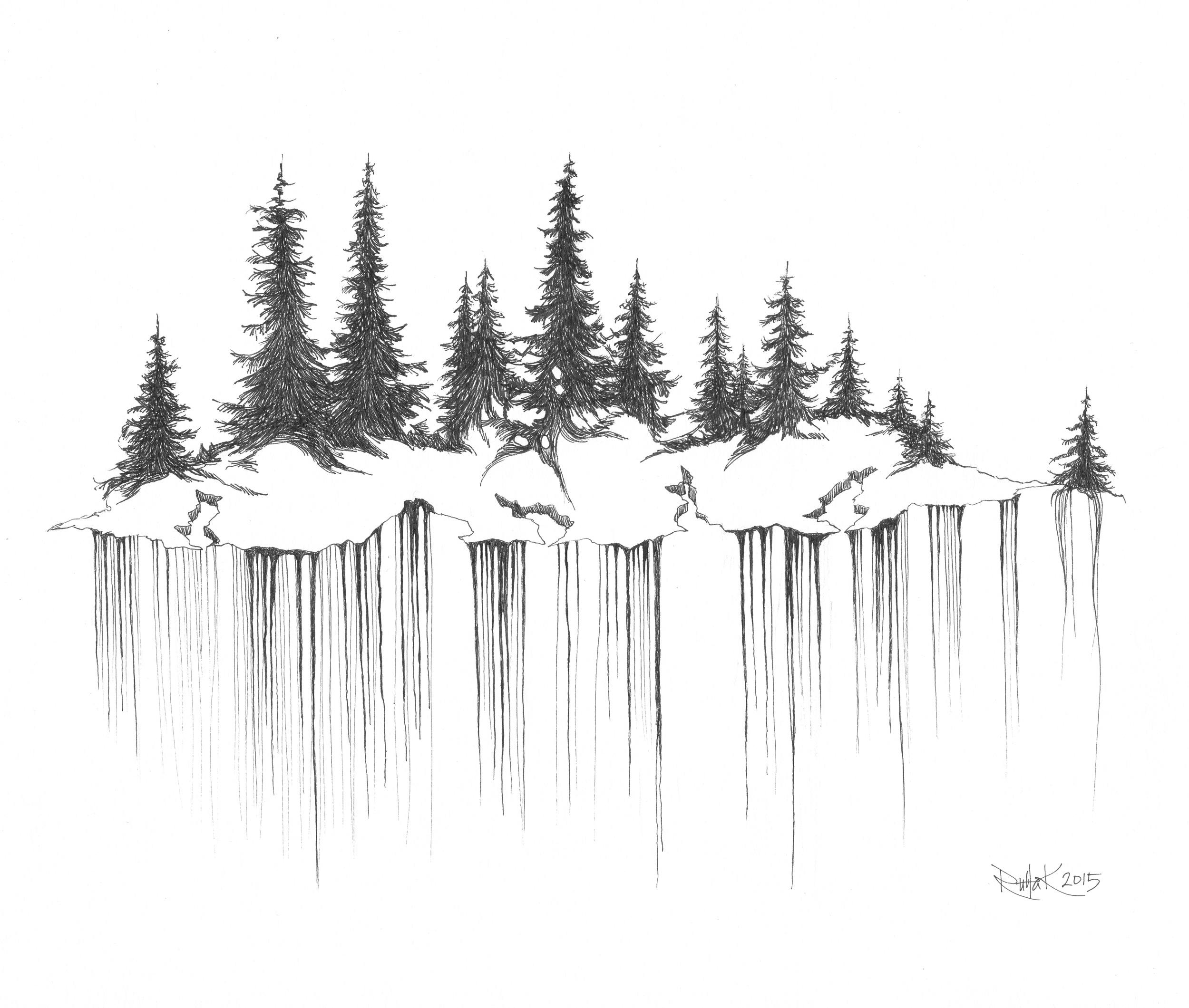 Where we belong #8, fine pen on paper, 29 x 35.5 cm, 7800hkd.jpg