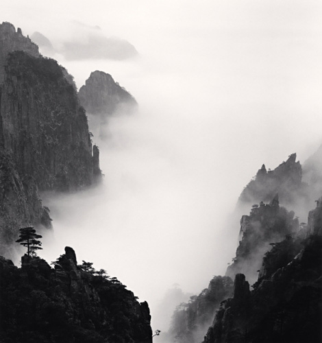 Huangshan Mountains, Study 8, Anhui, China, 2008
