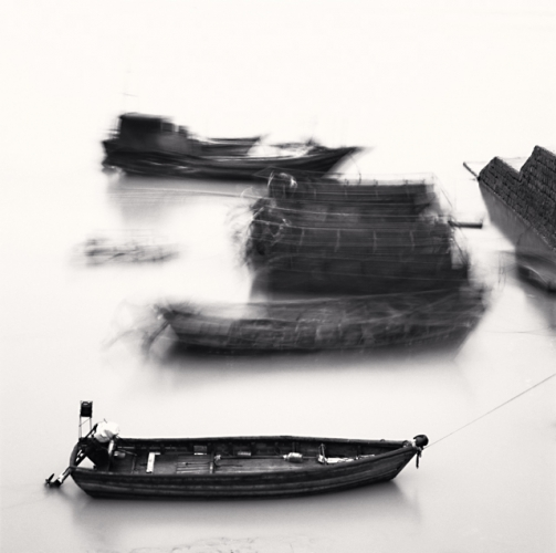Steady Boat, Xiapu, China, 2010