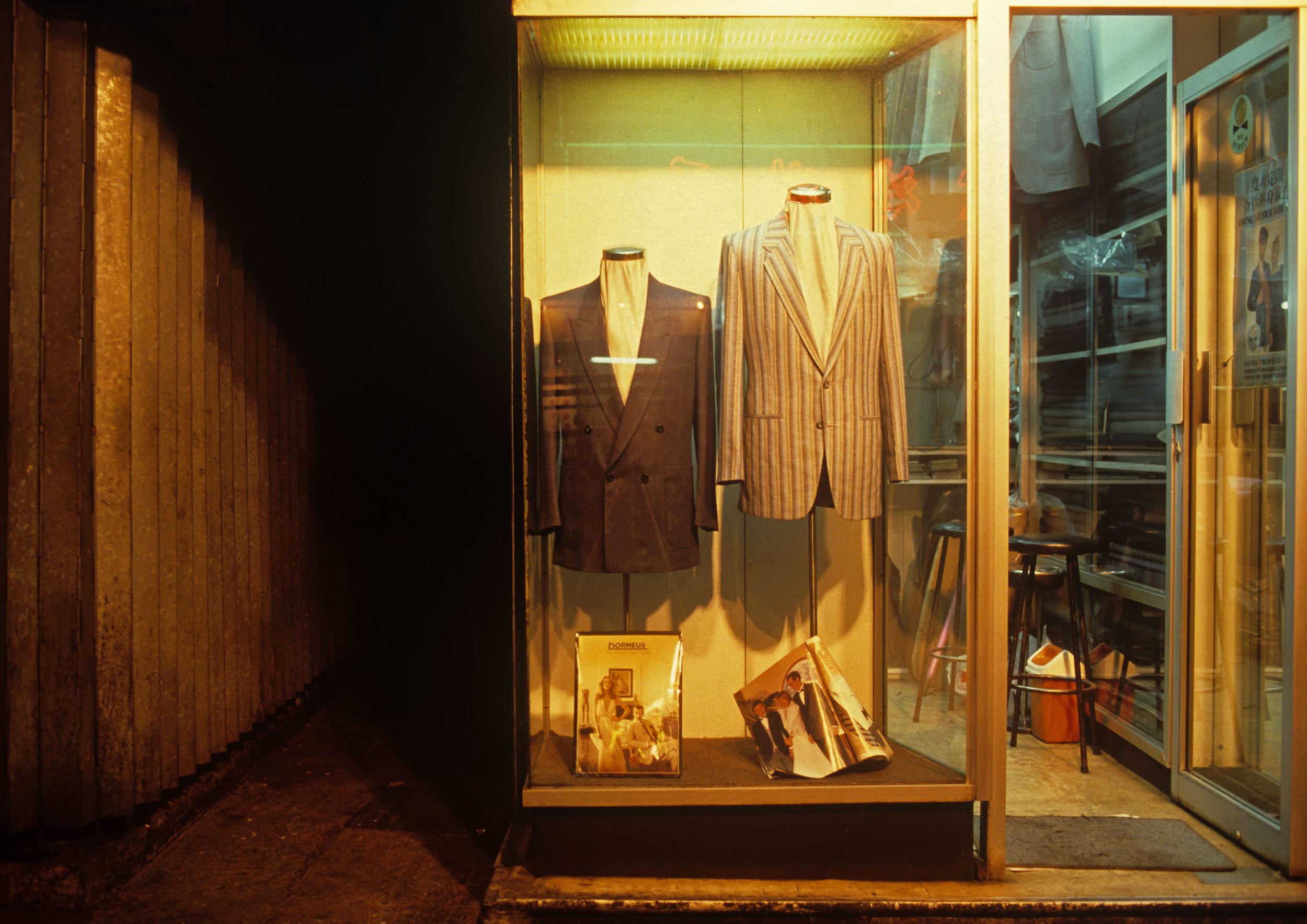 Greg Girard, Tailor Shop, Wan Chai, 1985.jpg