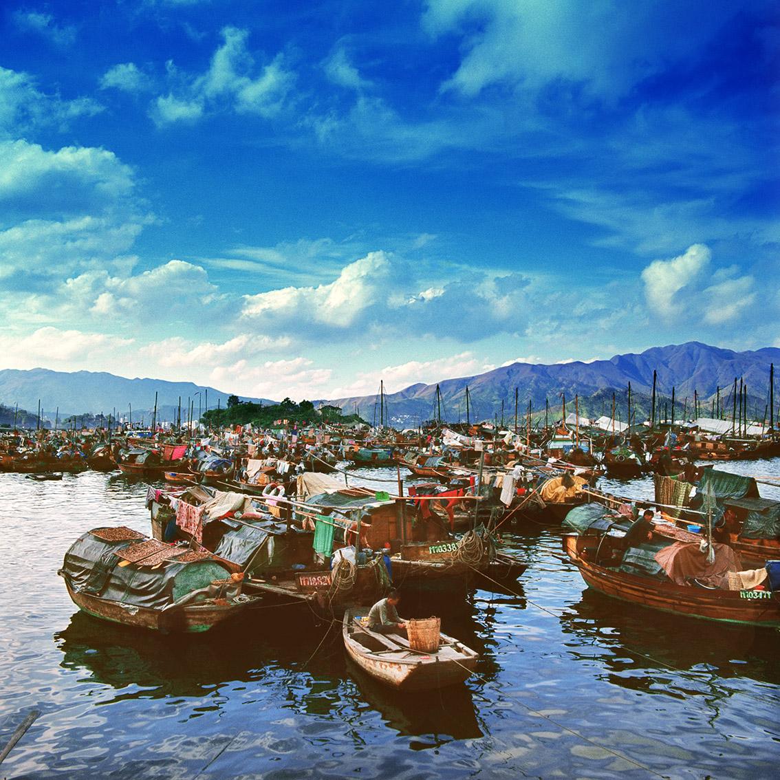 Tai Po Kau Boat People