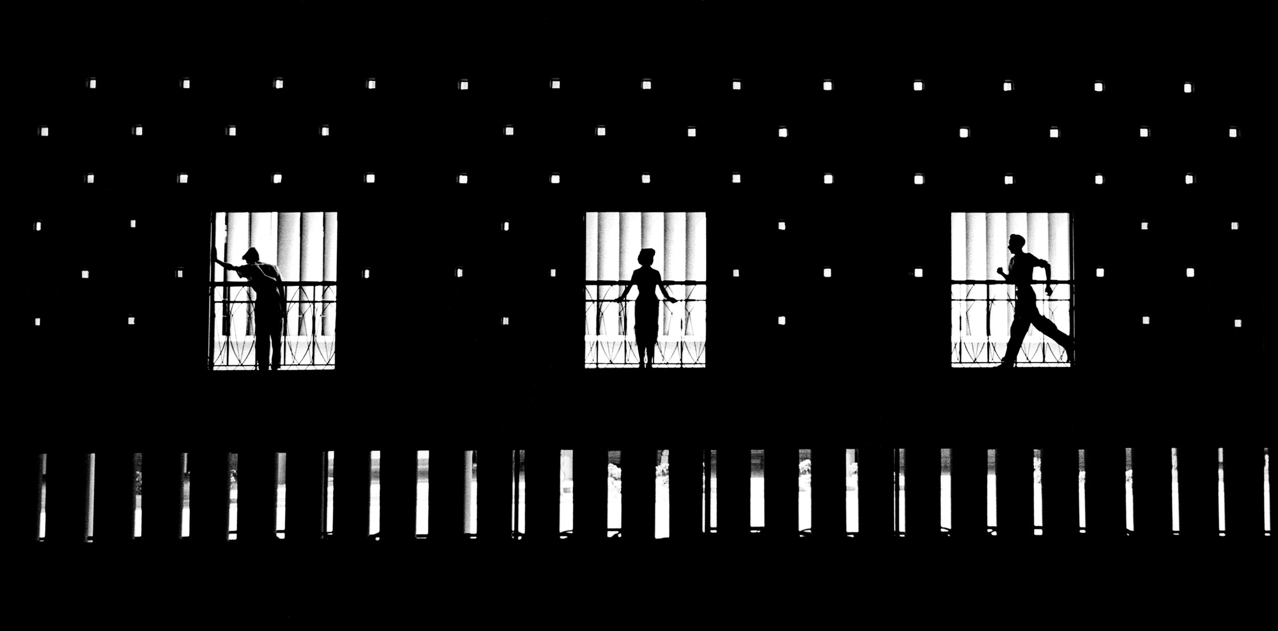 Fan Ho_On the stage of life.jpg