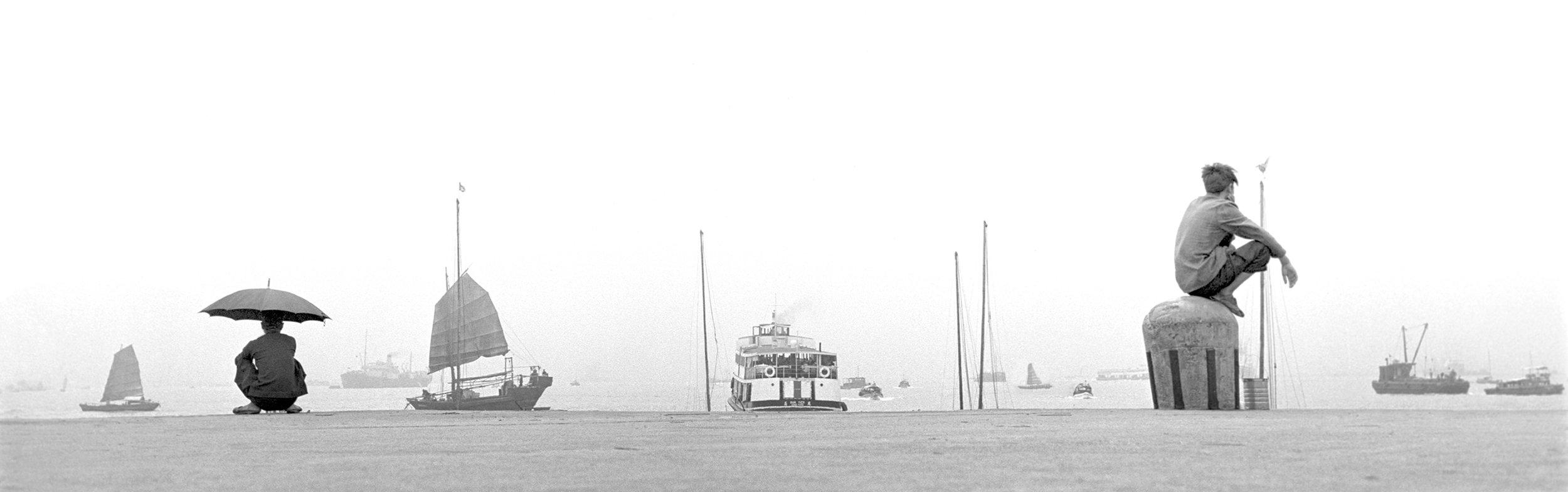 Fan Ho, Waterfront 1965