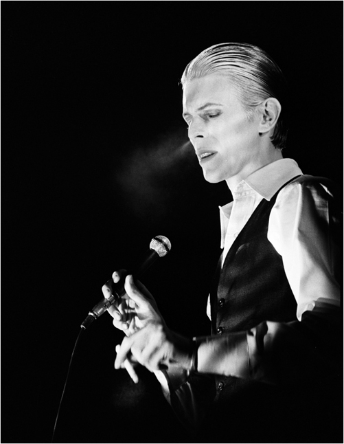 Gijsbert Hanekroot 'David Bowie' (Netherlands, 1976)