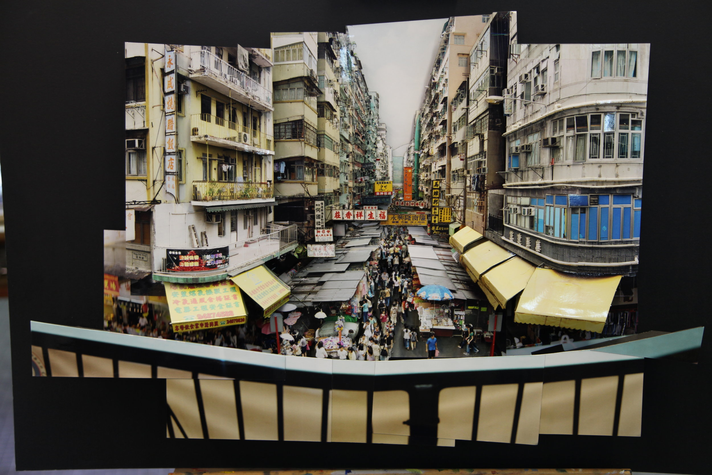 葉家偉 Alexis Ip '香港影像 花園街 Fa Yuen Street' (Hong Kong, 2019) Courtesy of Blue Lotus Gallery.JPG
