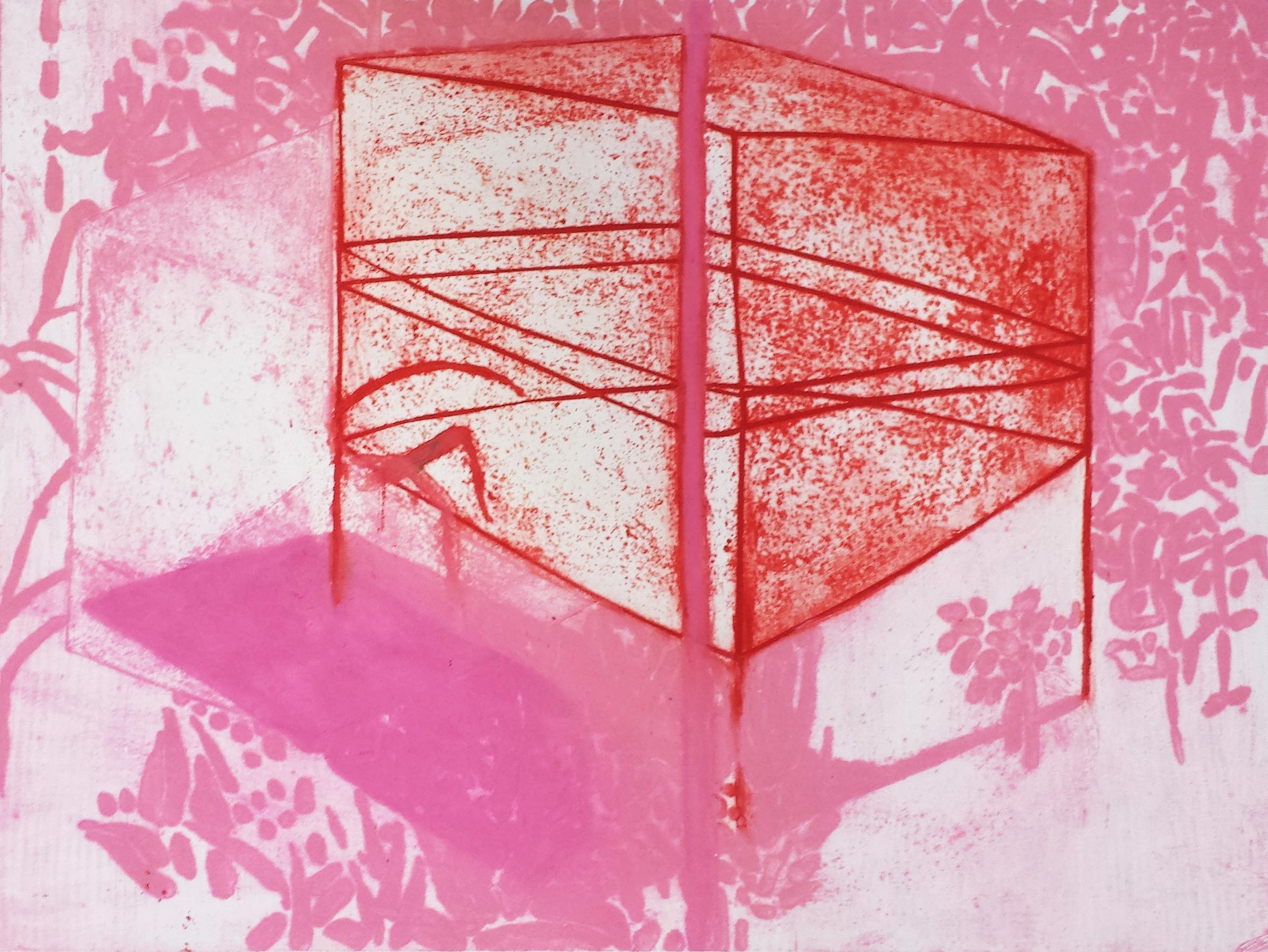 Katherine Jones,  Frame , 2015