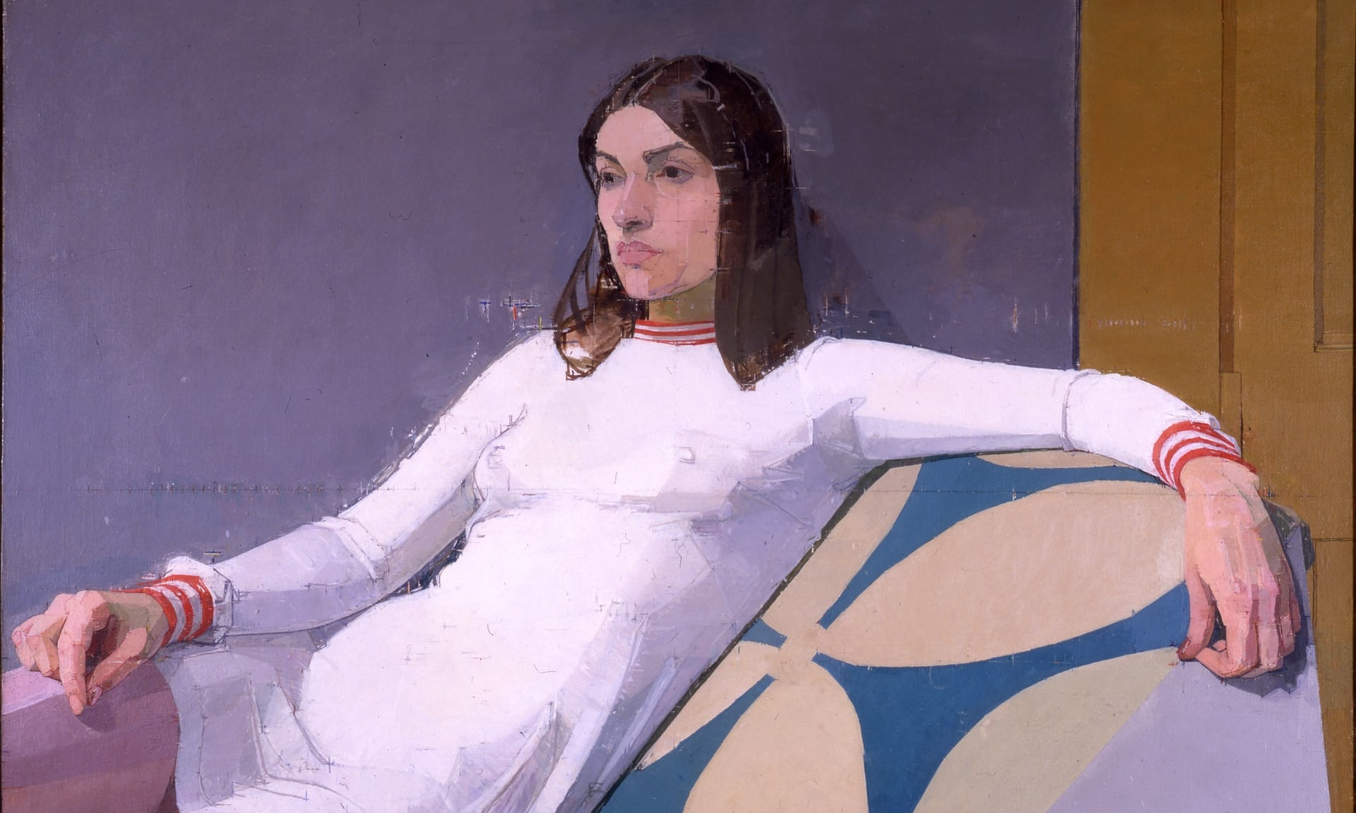 Euan Uglow,  Georgia,  1973