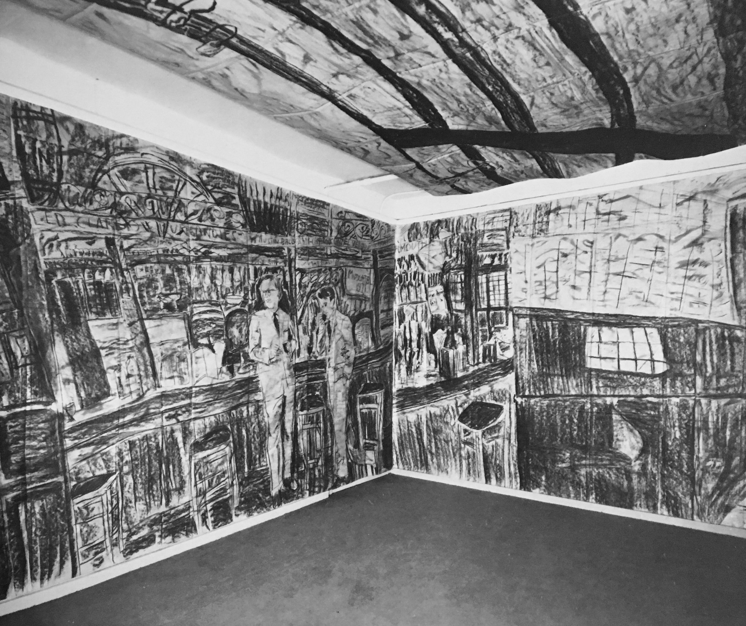 Gilbert and George,  installation view