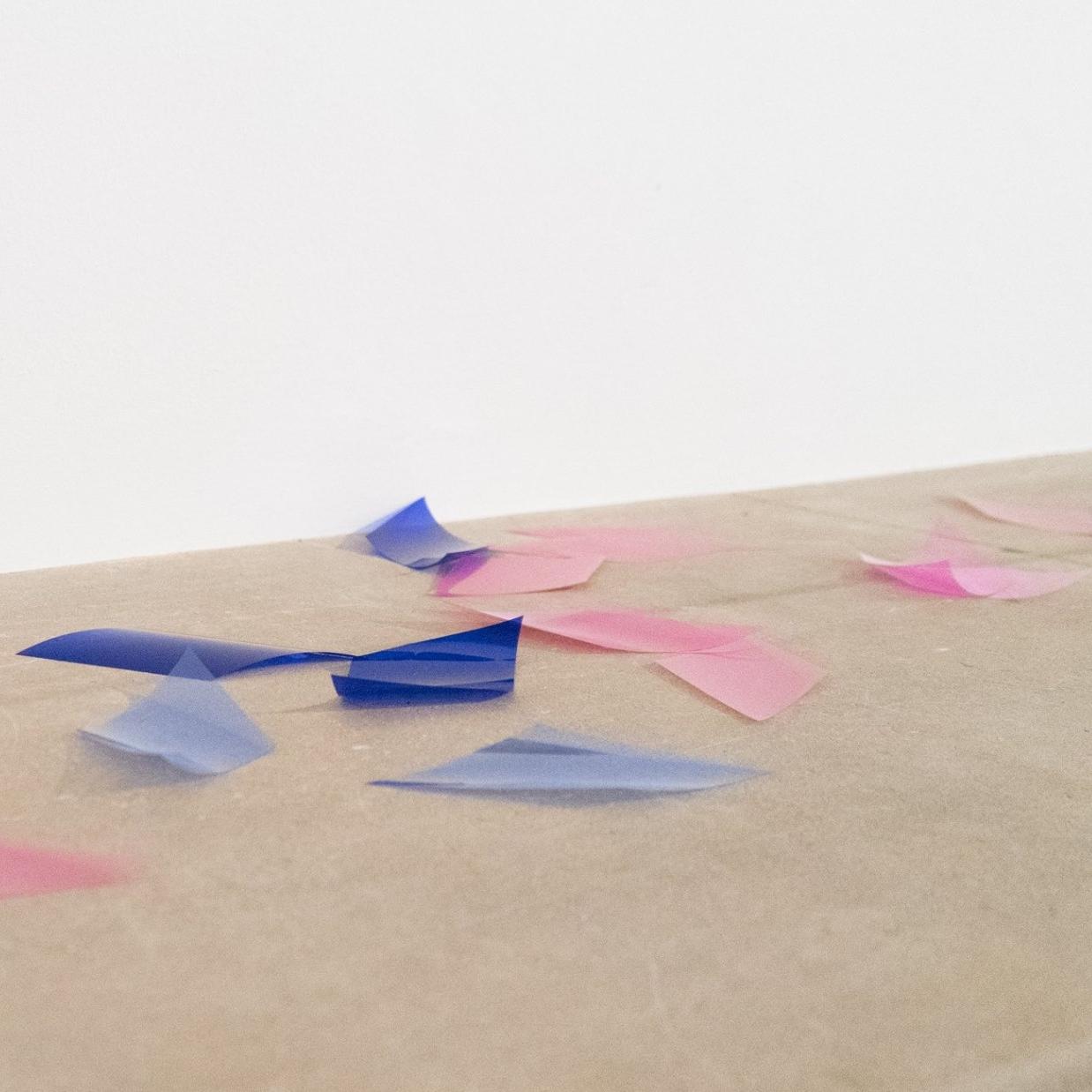 Casper White,  installation view