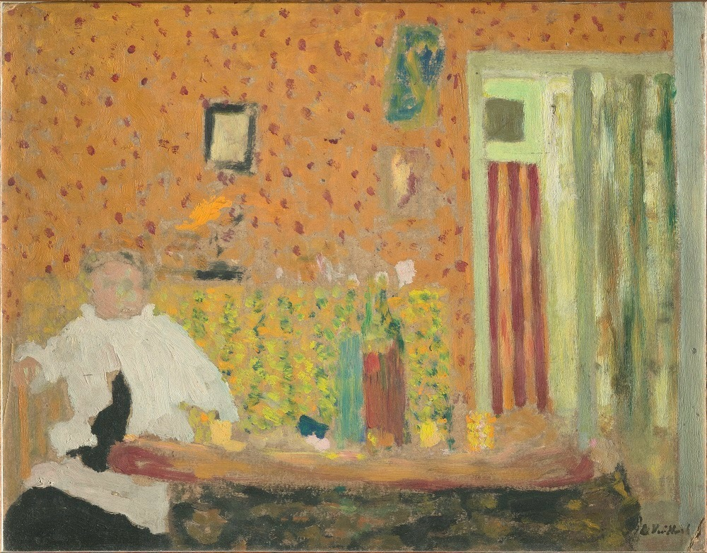 Édouard Vuillard,  After the Meal (Après le repas),  1893