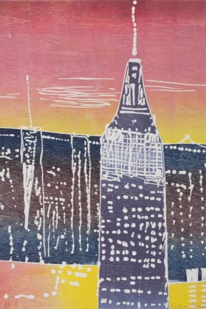 Sadie Tierney,  New York Series - Empire State EV6 F,  2019