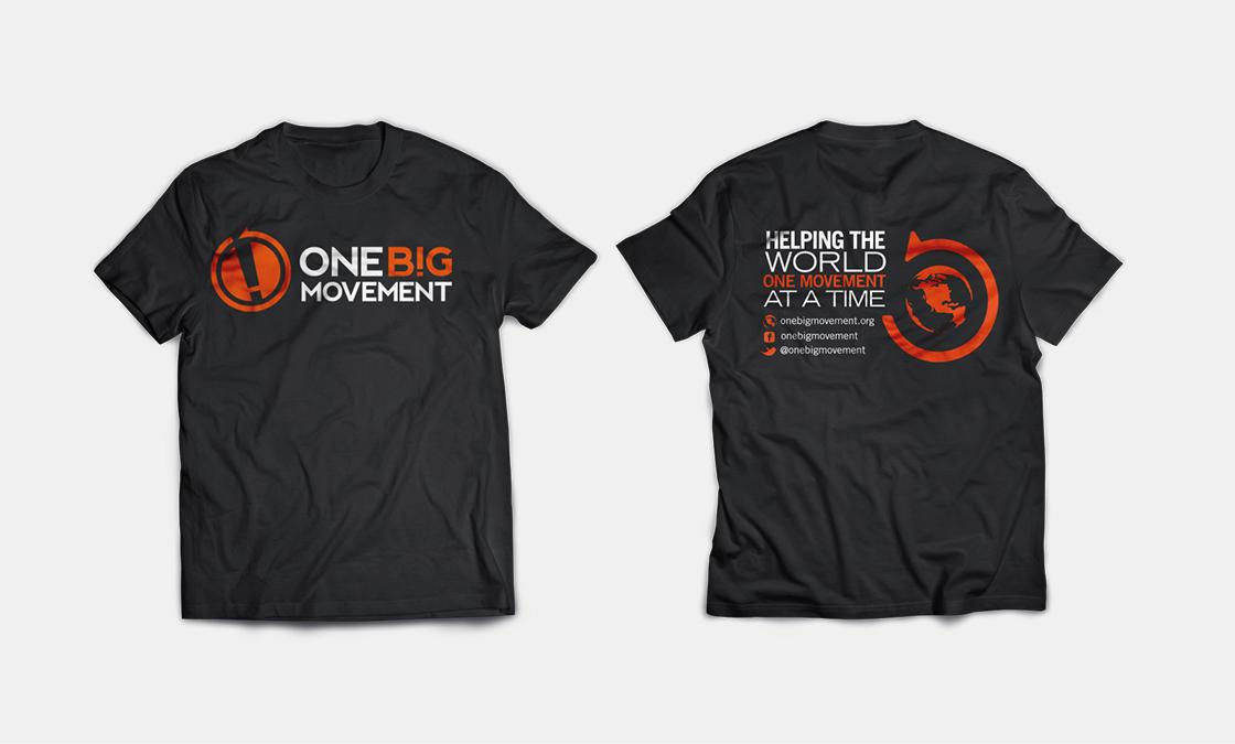 One Big Movement - T-Shirts
